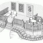Rectangular Deck Plans Verify Zip Code Plan