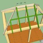 Rectangular Gazebo Plans Howtospecialist Build
