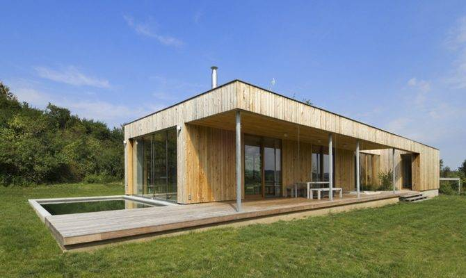 Rectangular House Plans Simple Modern