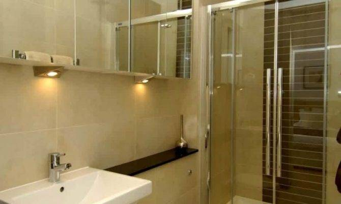 Rectangular Master Bathroom Design Modern Home Ideas