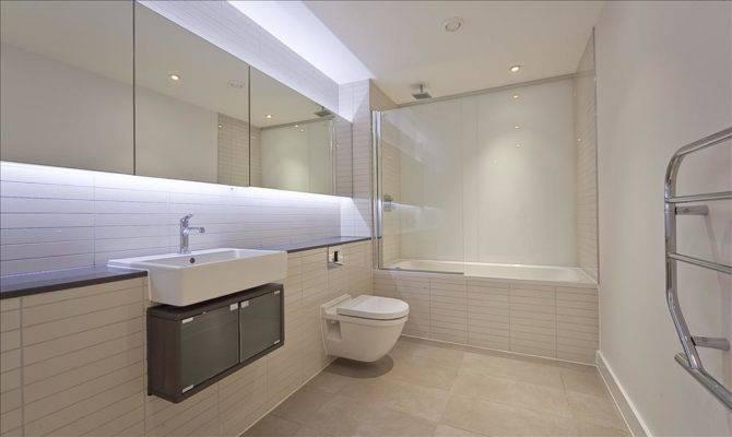 Rectangular Tiles Bathroom Design Ideas Photos