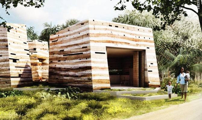 Reinventing Mud Hut Winners House Design