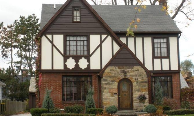 Reinventing Past Housing Styles Tudor Ville