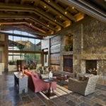 Rustic Modern Interior Exterior Design