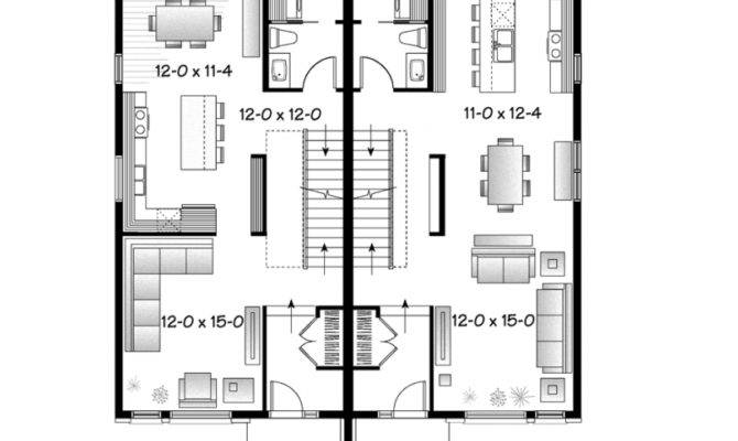 Related Posts Semi Detached House Plans Designs Home