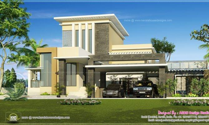Related Roof Modern House Designs Flat House Plans 15527