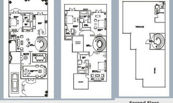 Related Spanish Villa Floor Plans