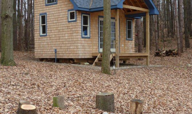 Relaxshacks Andrea Funk Super Awesome Cabin Tiny House