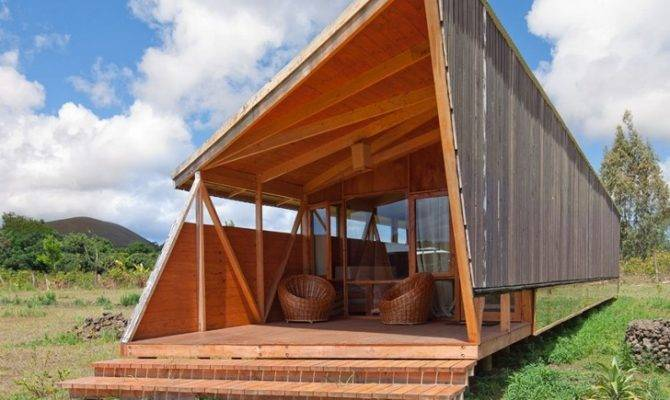 Relaxshacks Easter Island Small House Cabin Compound Chile