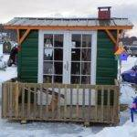 Relaxshacks Ice Fishing Shack Hut Shanty Mania Ten Very Cool