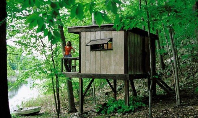 Relaxshacks Ten Super Cool Tiny Houses Shelters Treehouses