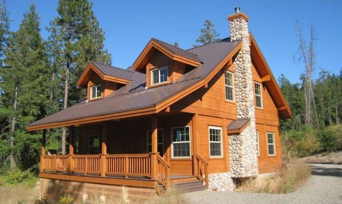 Remarkable Cedar Log Cabin Homes