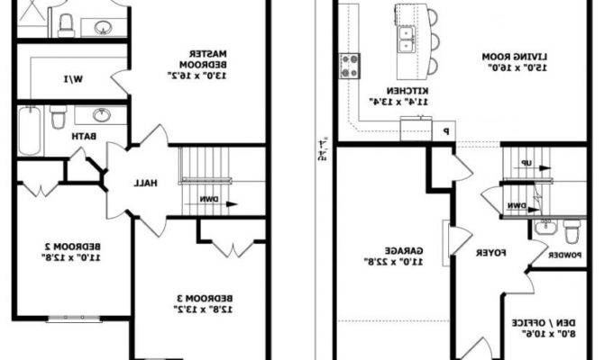 Remarkable Small Three Story House Plans Plan