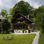 Renovation Century Old Chalet Swiss Alps Digsdigs