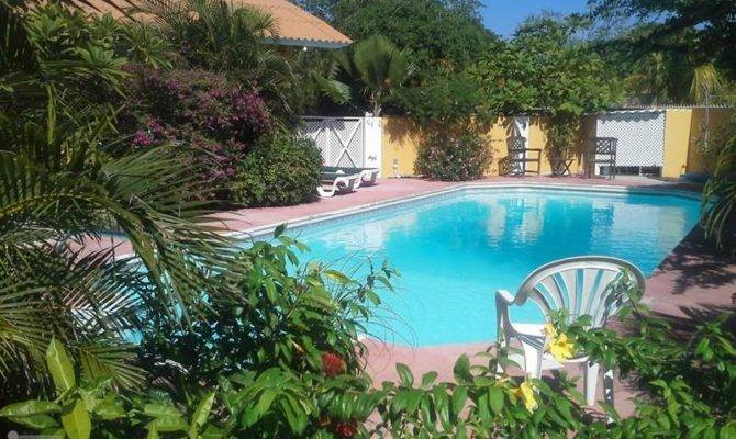 Rent Spacious House Pool Julianadorp Curacao