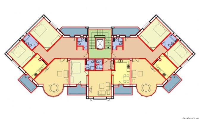 Residence Building Plan Ideas Architecture Plans