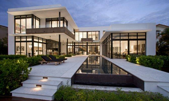 Residential Architecture Inspiration Modern Materials