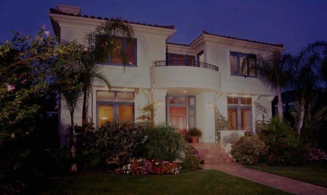 Residential Architecture Santa Monica California Spanish