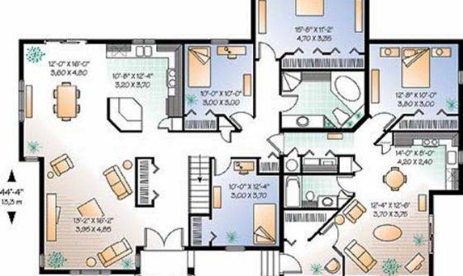 Residential Building Elevation Floor Plan Ayanahouse
