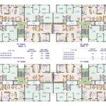 Residential Buildings Plans Homes Floor