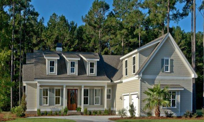 Residential Design Augusta Coastal Georgia Cottage