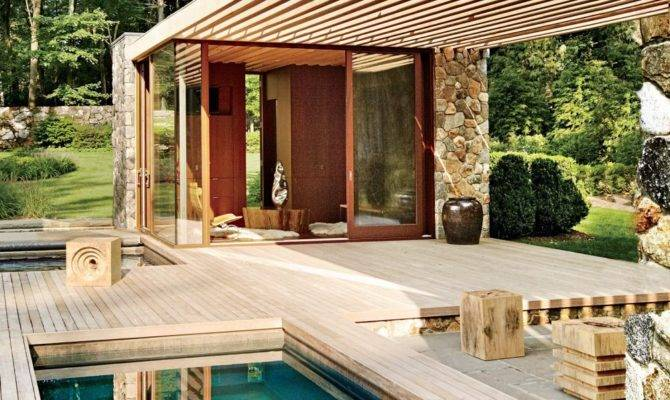 Residential Design Inspiration Modern Pool Canopy