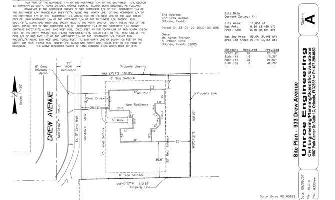 Residential Plan