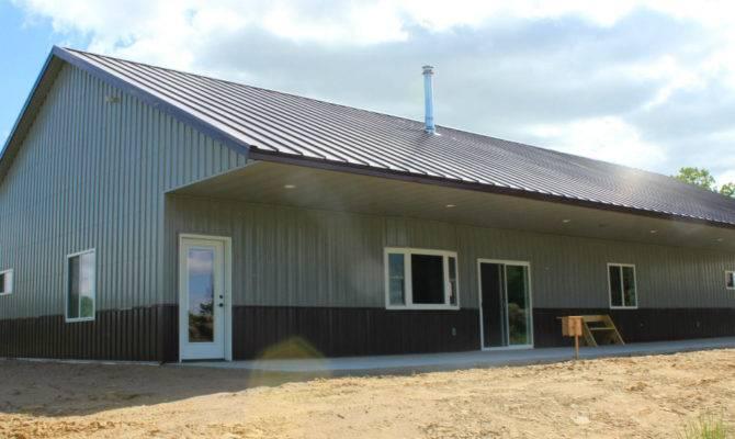 Residential Pole Barn Houses Joy Studio Design