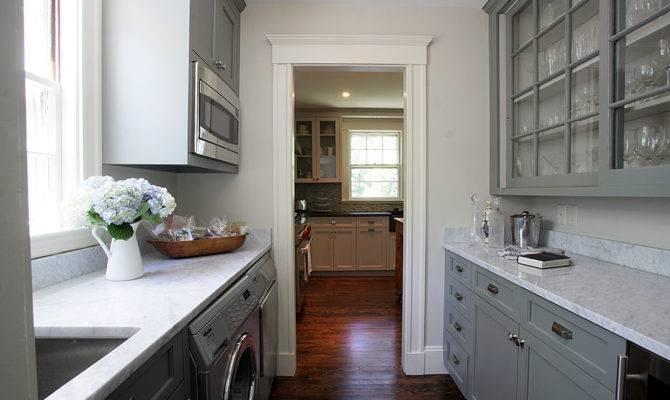 Residential Renovation Part Butler Pantry