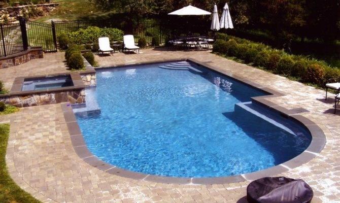 Residential Swimming Pool Designs Doors