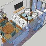 Restaurant Dining Room Layout Template Decor