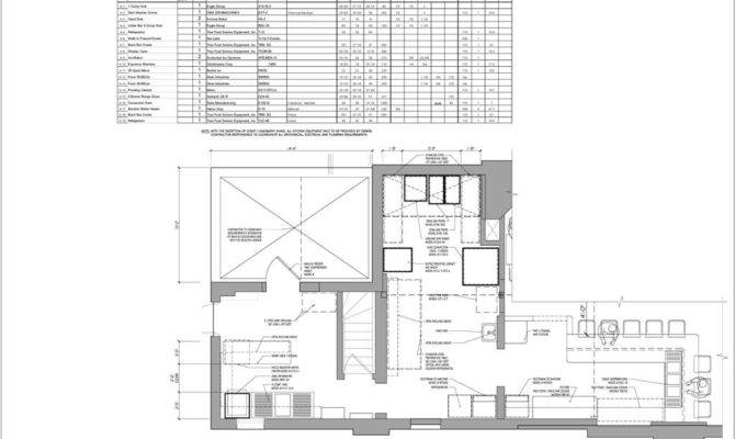 Restaurant Kitchen Plans Design Afreakatheart