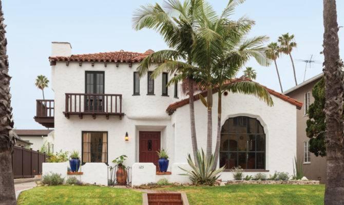 Restoration Spanish House Design
