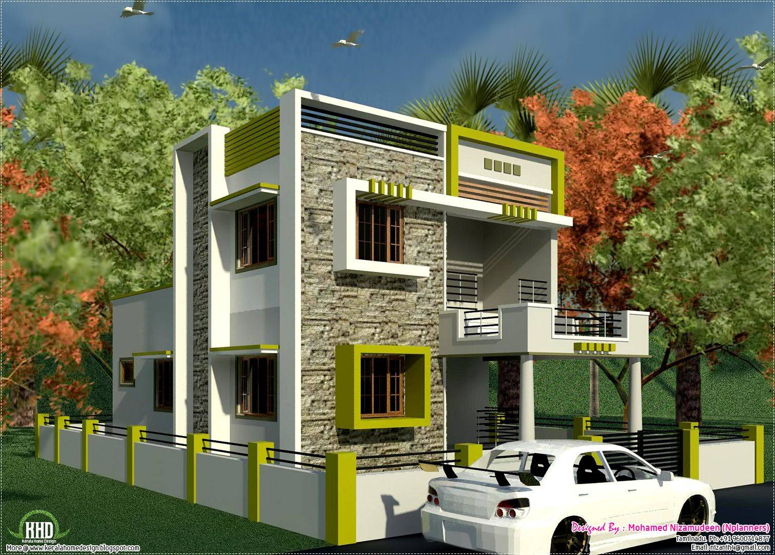 Result Small House Car Parking Construction House Plans 111621