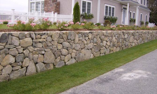 Retaining Wall Inspirations Pinterest