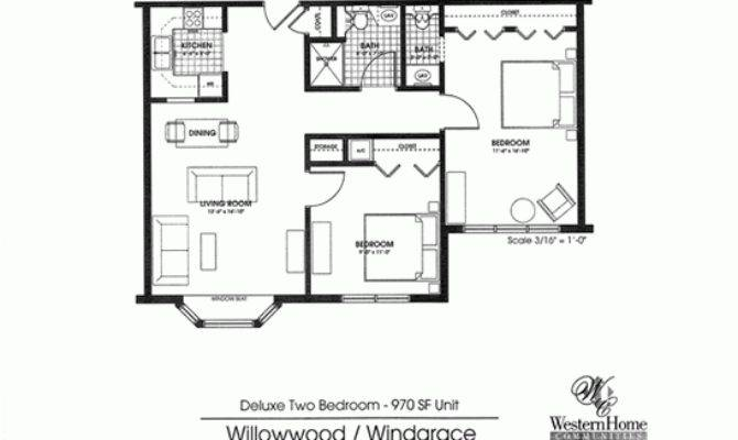 Retirement Home Floor Plans Awesome