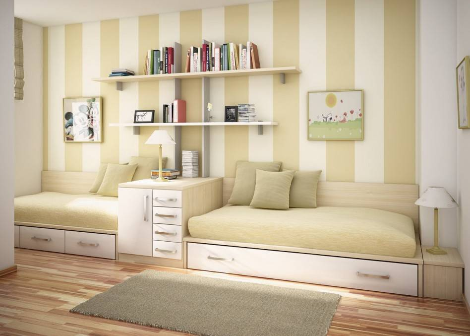 Retro Bedroom Ideas Interior Design House Plans 10476