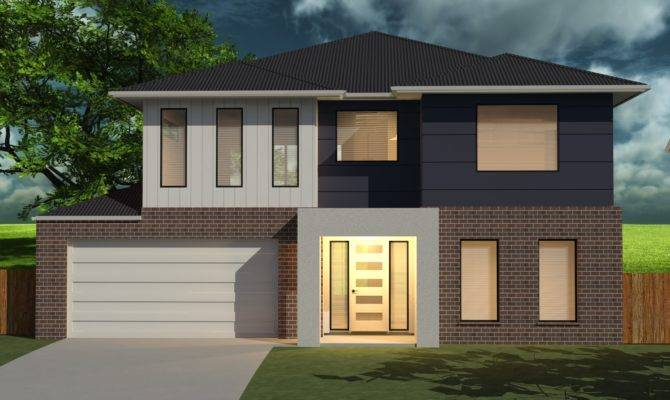 Reverse Living Homes Designs Home Design Style