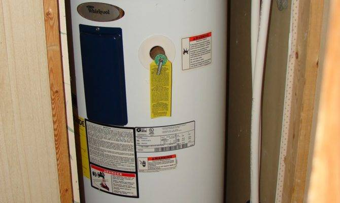 Rheem Hot Water Heater Mobile Home Allaboutyouth