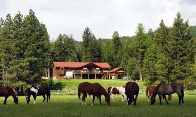 Rich Montana Guest Ranch Outdoor Adventures