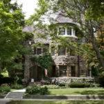 Richardsonian Romanesque House Plans Exhibits Massive