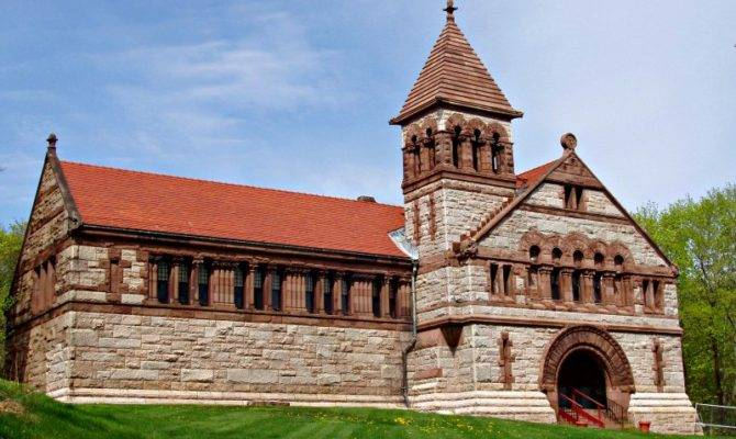 Richardsonian Romanesque There Several His Building