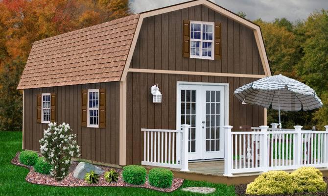 Richmond Diy Cabin Kit Wood Best Barns