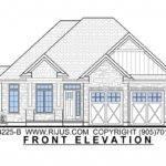 Rijus Home Design Ltd Ontario House Plans Custom Designs