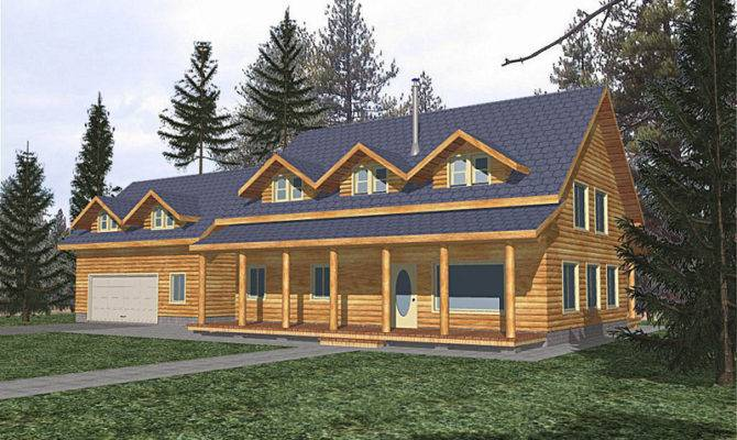 River Bluff Rustic Country Home Plan House