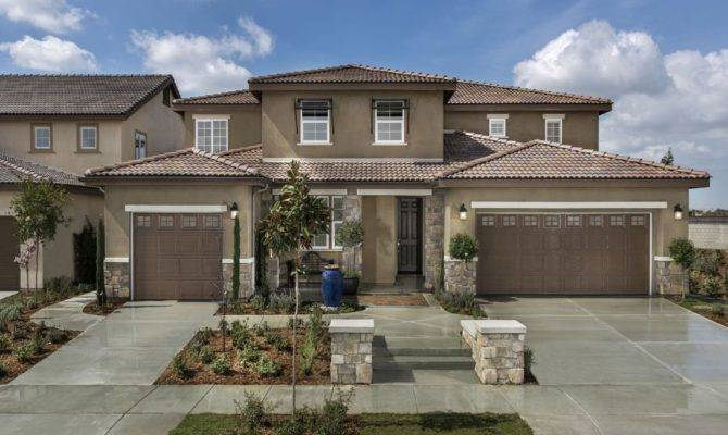 Riverbend Tranquility New Home Community Jurupa Valley