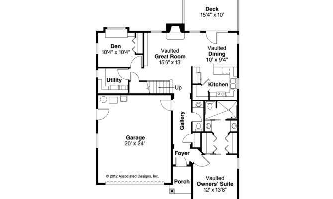 Riverton Cottage Home Plan Associated Designs
