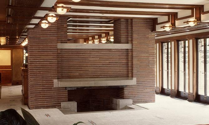 Robie House Fireplace Tim Long