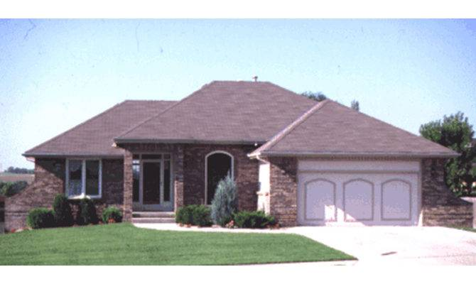 Rodgers Forge Ranch Home Plan House Plans More