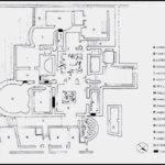 Roman House Floor Plan Traces
